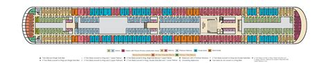 Carnival Deck Plan by Carnival Cruise Ship Vista Deck Plans 2017 Punchaos