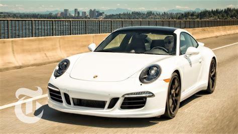 porsche  carrera gts driven car review
