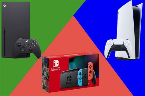 Ps5 Xbox Series X And Nintendo Switch Compared Which