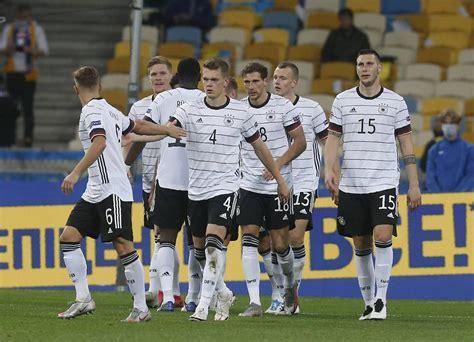 Mit rumänien, island, nordmazedonien, armenien und liechtenstein hat man nicht nur machbare, sondern wirklich leichte gegner gezogen. Deutsche Nationalmannschaft holt gegen Ukraine ersten Nations-League-Sieg.