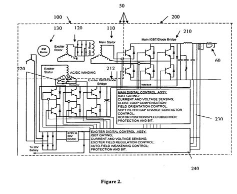 patent us7821145 aircraft engine starter generator and