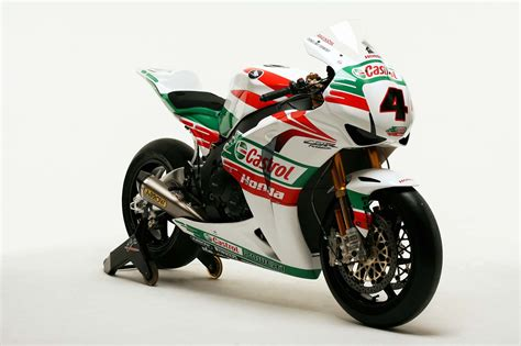 Castrol Honda Returns To World Superbike