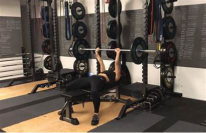 Bench Press Weightlifting Exercises Strength Barbell Serious
