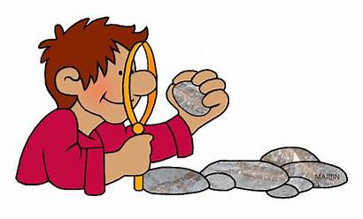 Science Clipart Earth Geology Clip Geologist Cliparts