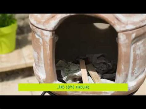 curing chiminea la hacienda how to guide for curing your clay chiminea