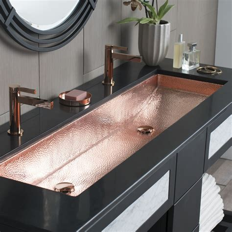 trough sink bathroom vanity sinks stunning trough bathroom sinks trough bathroom