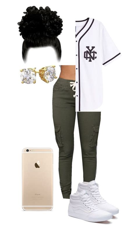 U0026quot;Untitled #15u0026quot; by trillesttay liked on Polyvore featuring Vans | cutie clothes | Pinterest ...