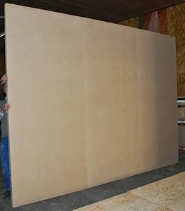Insulated Wall Panels - Non-warping patented honeycomb
