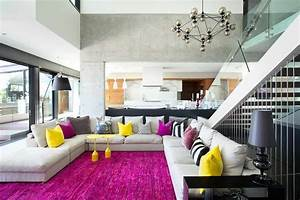 If You Love Colors You U0026 39 Ll Love This Bright Living Room
