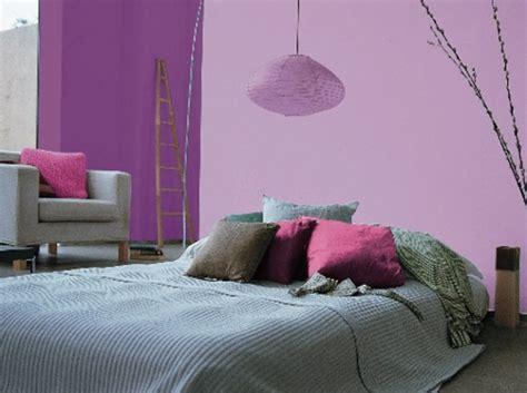 chambre gris et violet inspiration décoration chambre gris et violet