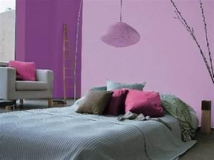 Peinture Chambre Adulte 2 Couleurs : d co peinture chambre 2 couleurs ~ Zukunftsfamilie.com Idées de Décoration