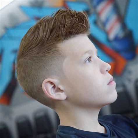 Mohawk Hairstyles Boys by Mohawk Boy Haircut Haircuts Boys