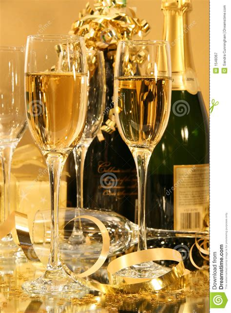 champagne party royalty  stock photography image