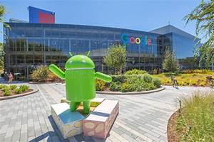 Google Mountain View editorial stock image. Image of ...
