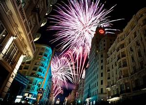 Nouvel An 2017 Madrid Nouvel An 2017