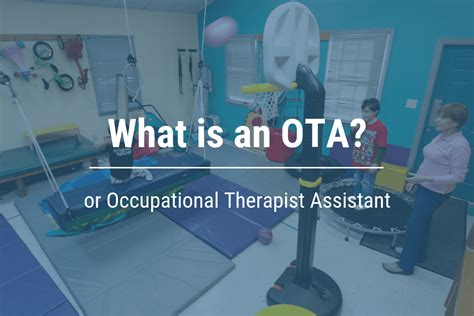 otacota  certifited occupational therapy