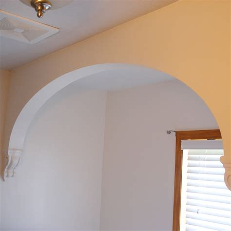 to make a door in drywall door arches arches castle of beersel style 12th cen How