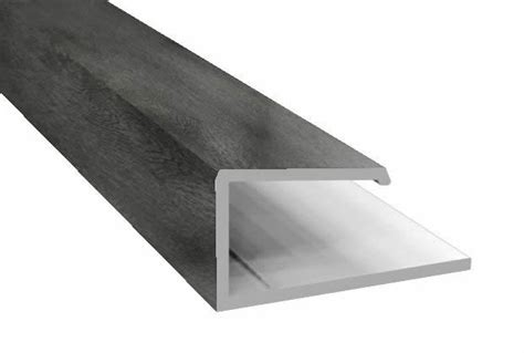 anthracite grey  edge trim  length bliby plastics