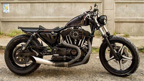 Harley Davidson Iron 1200 Wallpaper by Custom Motorcycle Desktop Wallpapers Iron Pirate Garage