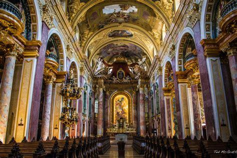 vienna austria jesuit church