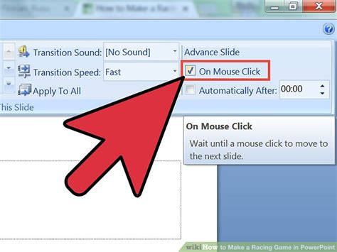 how to make a powerpoint how to make a racing in powerpoint 11 steps with