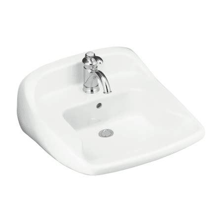 Sterling Bathroom Fixtures by Sterling 442031 0 White Worthington 20 15 16 Quot Wall Mount