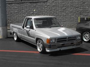 Stanced Toyota Pickup | www.imgkid.com - The Image Kid Has It!