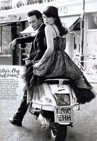 Gemma Arterton and Luke Evans
