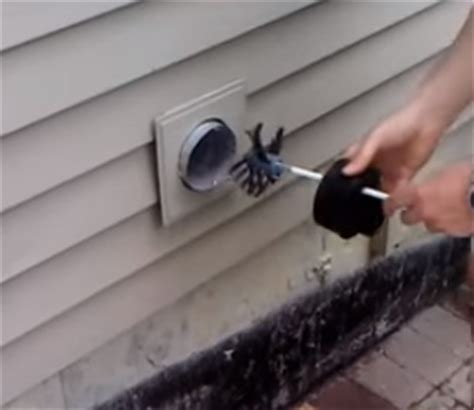 how to clean a dryer vent step by step how to clean dryer vent hvac how to