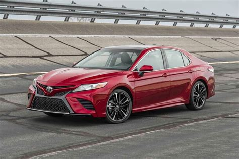 Toyota New Car Models Toyota Camry 20192020 20192020