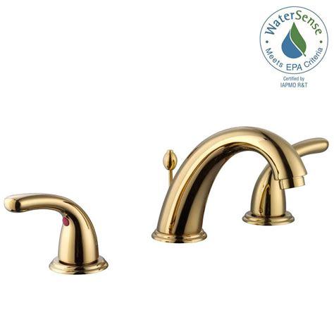 Glacier Bay Bathroom Fixtures by Glacier Bay 67364w 6a02 Builders 8 In Widespread 2 Handle