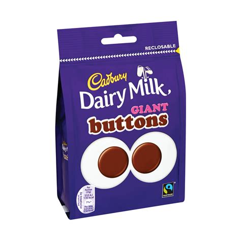 Cadbury Giant Buttons Pouch 119g - SuperValu