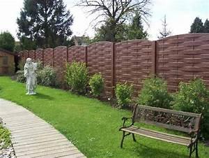 Palissade De Jardin : la palissade est superbe photo de les id es pour le ~ Melissatoandfro.com Idées de Décoration
