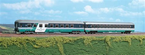 Carrozze Intercity by Acme 55147 Set 2 Carrozze Intercity Notte Trenitalia