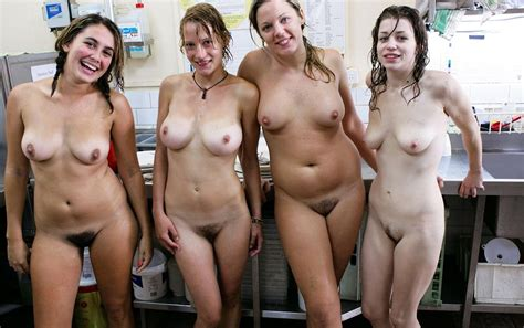 naked woman in group interior free porn