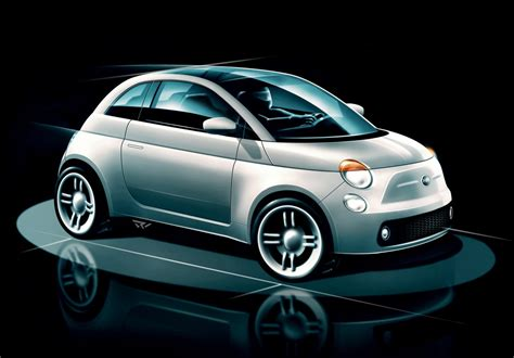 Fiat Car : The Best Concept Cars Of The 2000s / Fiat TrepiÙno