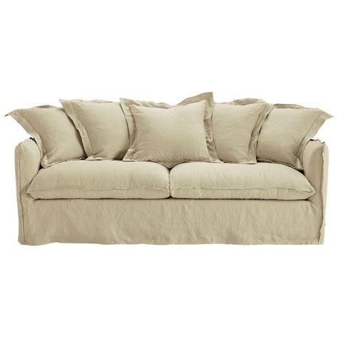 canapé payer en 4 fois canapé 3 4 places en beige ficelle barcelone maisons