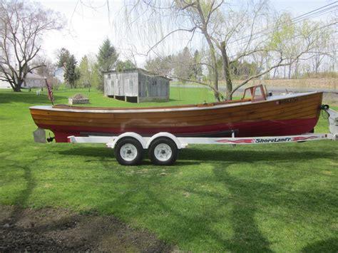 Bassett Boat by Bassett Henderson Harbor Guide Boat 1932 For Sale For
