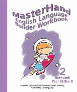 Masterhand English Language Builder Workbook 2 Foundation