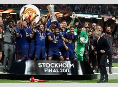 Manchester United Juara Europa League 20162017