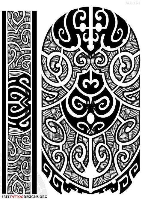 MAORI TATTOO PATTERNS « Patterns