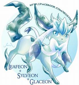 Leafeon X Sylveon X Glaceon by Seoxys6 on DeviantArt