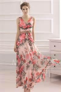 robe de mariã e mousseline robe de soiree en mousseline ceinture dore l742