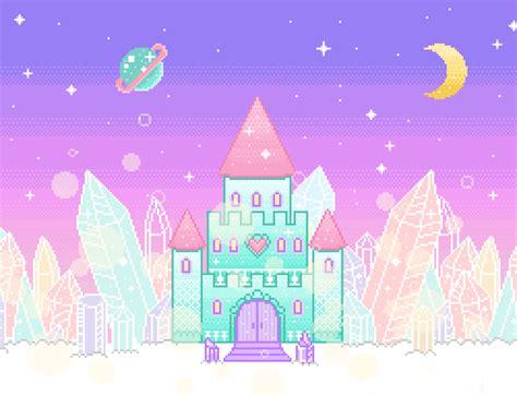 Pastel Background Tumblr Background Kawaii Background