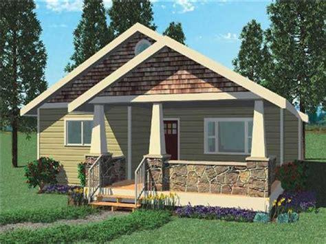 Small Bungalow Modern House Plans — Modern House Plan