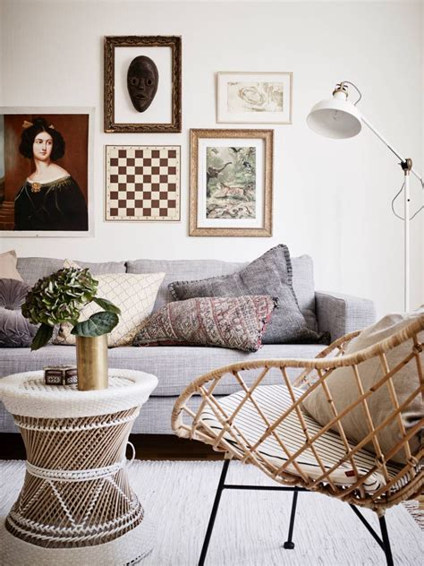wall art above sofa 10 tips to add paintings into your home