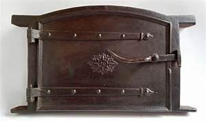Cast Iron 19th Century Oven Door From Sweden Lutge Gallery