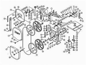 Jet 708115k Parts List