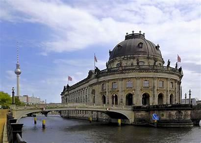 Museum Bode Berlin Island Architecture Wikipedia Wikimedia