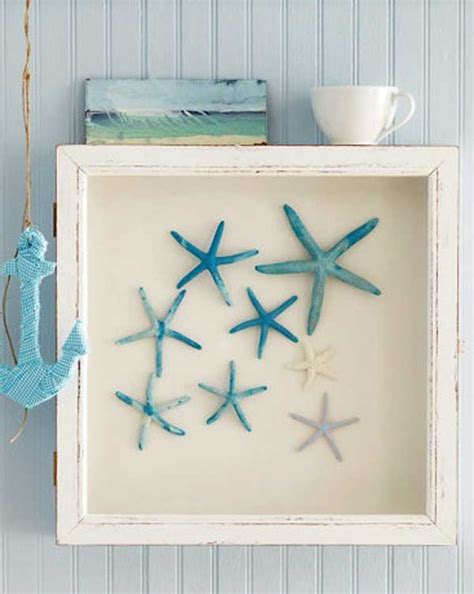 breezy beach inspired diy home decorating ideas